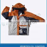 lastest design skiing jacket