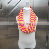 Fashion Child Neckerchief Warm Knitted Scarves Children Chevron clothes accessory