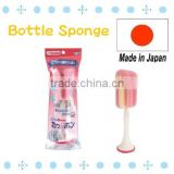 Japan Self Standing Sponge Brush for Nursing Bottle Cleaning Wholesale