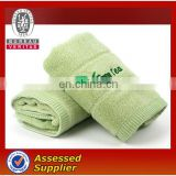 100% cotton face Towels supplier