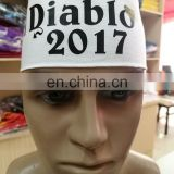 running headband white color