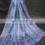 Pure Silk Shawls With Fringes