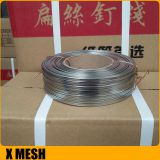 2mmx0.65mm galvanized flat wire