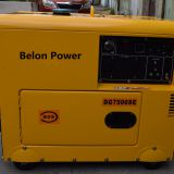 Belon Power DG7500SE  5.5KW Single Phase 220V Silent Diesel Generator