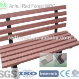 wpc portable leisure garden bench