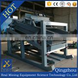 Shaking gold wash plant/shaking gold separating machine