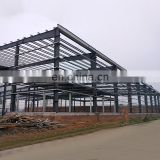 Low cost factory prefabricated warehouse workshop steel structure building