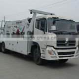 Dongfeng 6x4 wrecker tow trucks for sale