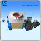 High Temperature Electric Small Induction Melting Furnace for Aluminium