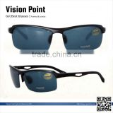 2014 new model fashion trends fashion half frame sports sunglasses eyewear frame for men