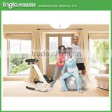 Magnetic Stationary Bicycle Body Fit Home Mini Fitness Exercise Bike