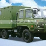 Inquiry About Dongfeng EQ5242G 6x6 ambulance truck