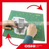 Wholesale Made In Taiwan high quality self-healing rotatable plastic flexible cutting mat