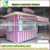 Freely style coffee kiosk design, juice kiosk , Smoothie kiosk outdoor kiosk design