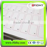 Prelaminated inlays contactless rfid card inlays                                                                         Quality Choice