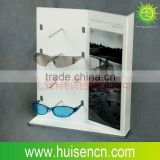 Whtie acrylic material eyewear display stand                                                                         Quality Choice