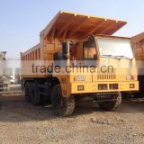 Price similar to used trucks!!! Top brand Shacman 70 ton mining dump truck