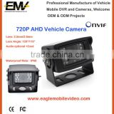720P AHD Security Camera Inside Car