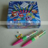 Ballpen with candy