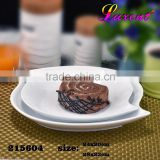 Ceramic Wholesale Dinner Plates/Soup/Salad/Side/Flat Plates Serving Dishes/Cheap Porcelain Plate