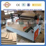 JGPF-06002 packing machine factory carton box making machine/Automatic corrugated paperboard feeding machine                                                                         Quality Choice