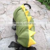 Dinosaur Shape Clothes for Dogs, Dog Grooming Equipment, Double Fabric Pet Wear 1/3