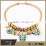 2014 Fashion Luxurious Necklaces pretty woman fashion necklace
