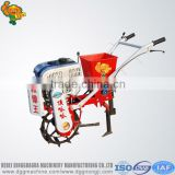 3ZF-35 mini garden tiller cultivator /manual seeder/walking tractor