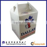 cheap hot and tender fried chicken packaging box bulk sell in Dongguan                                                                         Quality Choice