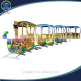 pirate ship track train with 14seats