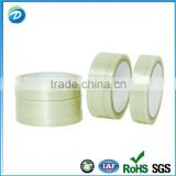 Refractory Material /Ceramic /non stretch adhesive Fiber Tape