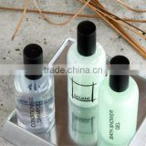 Hotel Guest Bathroom Amenity Cosmetics Body Wash Bottles