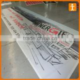 Vinyl banners, full color printing Promotion banners wholesale Customized