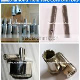 best price in china diamond core drill bit for ceramic electroplated core drill bit for ceramic