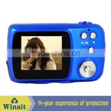 "CD-PM Wholesale cheap promotional digital camera with 3MP and 1.8"" TFT LCD cheap underwater digital camera"