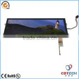 Christmas Promotion!) CDTech 12.3 inches interactive multi touch screen foil alternative - touch frame