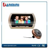 4.3 inch 140 degrees Wide Angle Peephole TFT LCD Digital Door Viewer Doorbell Security Camera