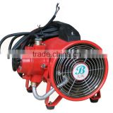 "12"" 220V red Explosion proof portable ventilaton fan"
