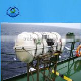 Life Raft Release System come with stainless steel lashing system and Launching Procedure