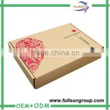 Cardboard box 3-Layer B-Flute Flexo High quality motorcycle delivery box
