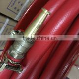 factory necessity hot sale Large fire hose manufacturer in European,security PVC lined fire hose,fire hose reel
