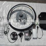 36v 500w rear wheel electric bike kit, electric bicycle conversion kit, ebike kit