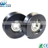 China Newest 6001zz cast iron pulley wheel