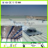 Tubular Skylight for Steel structure workshop warehouse building
