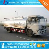 milk cooler truck liquid drink tanker truck stainless steel tank truck for sale                                                                                                         Supplier's Choice