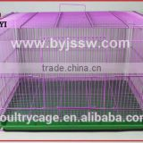 Baiyi Big Size Meatal Bird Cage (low price, alibaba supply)