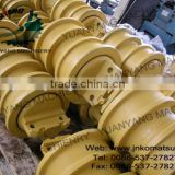 175-30-00480,D155 bulldozer track roller,bulldozer undercarriage parts,bulldozer single flange track roller