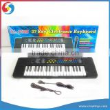 DD0551600 37 key multi-function electronic musical electronic piano with microphone toy for kids                                                                         Quality Choice