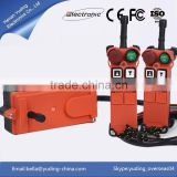 F21-2D-2TX industrial radio remote control/crane remote control/wireless control switches