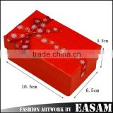 Gift box desing christmas paper chocolate gift packaging box